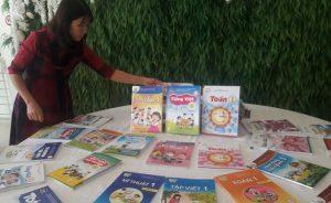 Bộ GD&ĐT công bố 32 cuốn sách giáo khoa lớp 1 mới