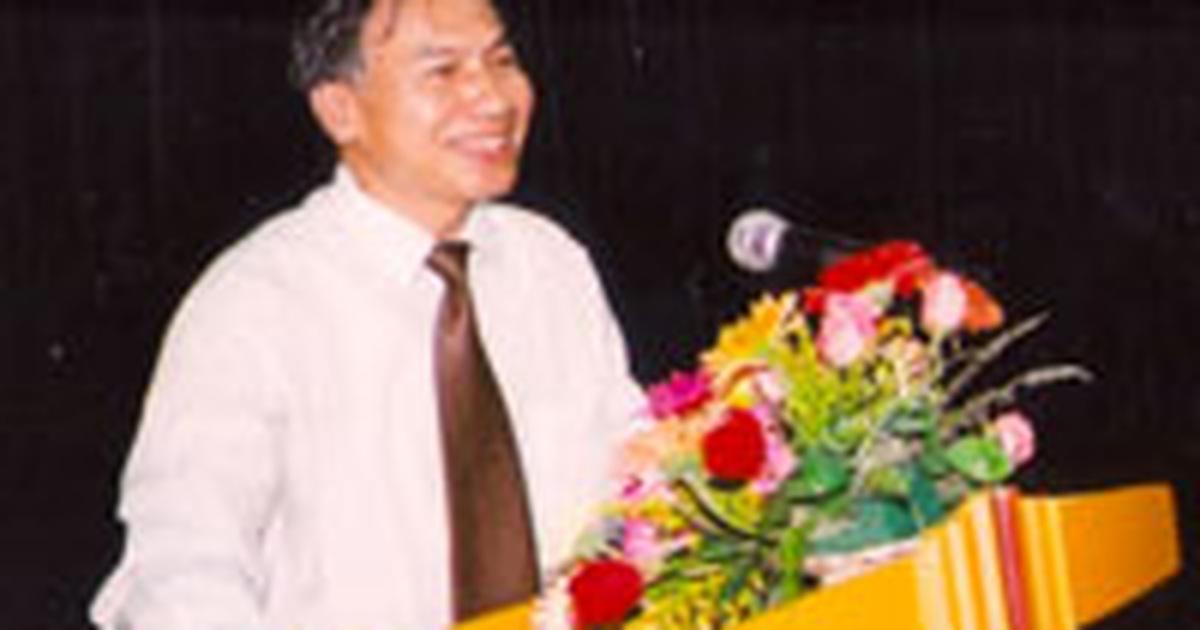 PGS Nguyễn Kế Hào: Tôi từ chức vụ trưởng vì bất đồng quan điểm làm SGK